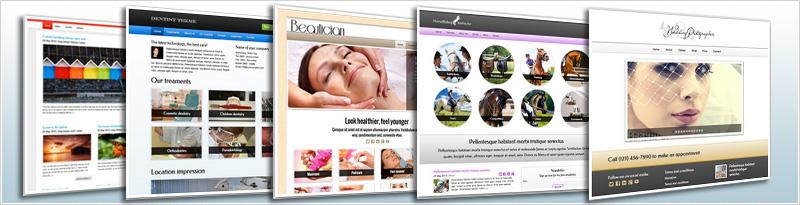 Webdesign voor je eigen website