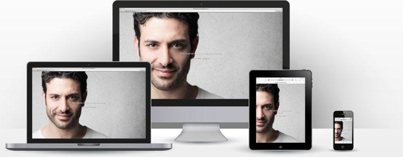 Webdesigner website maken