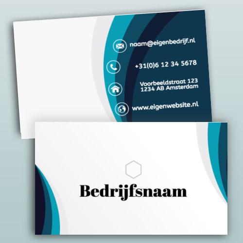 visitekaartje template 5 product designer eigenwebsite nl
