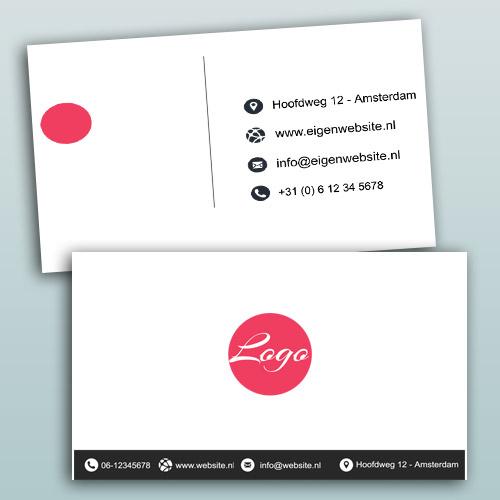 visitekaartjes template 9 product designer eigenwebsite nl